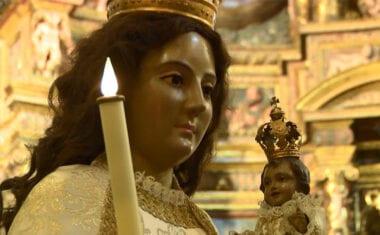 El Día de la Candelaria se conmemora en Jumilla con las medidas de seguridad pertinentes