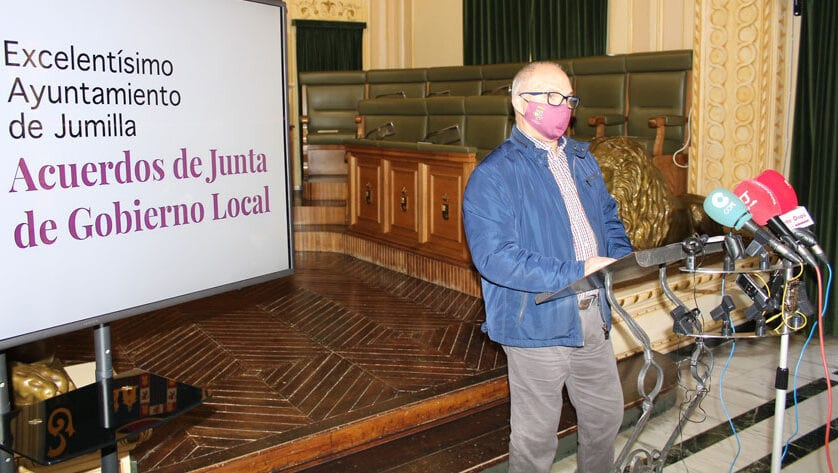Aprobados los planes de seguridad de las obras de reparación de los caminos del Canalizo Cantero y de Los Molinos al Charco del Zorro