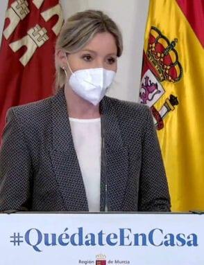 Ana Martínez Vidal, portavoz del Equipo de Gobierno