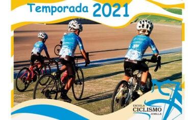 Comienza la temporada 2021 para la Escuela de Ciclismo Jumilla