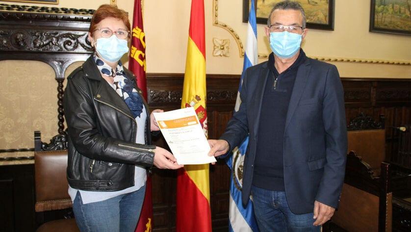 El Ayuntamiento de Jumilla obtiene la certificación ISO 9001