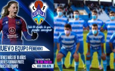 El Jumilla ACF trabaja para tener un equipo senior femenino la próxima temporada