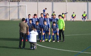 El juvenil de Liga Nacional sigue sin conocer la victoria en la segunda vuelta del campeonato