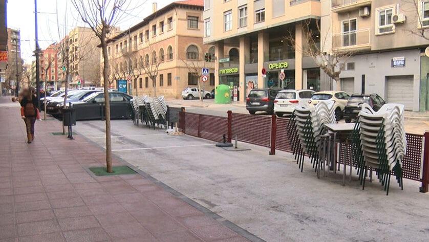 La hostelería de Jumilla tendrá que esperar al menos una semana más para poder abrir sus terrazas