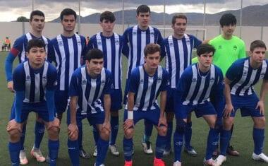 Los juveniles de Liga Nacional de la Escuela no pudieron sacar puntos en su visita a Yecla