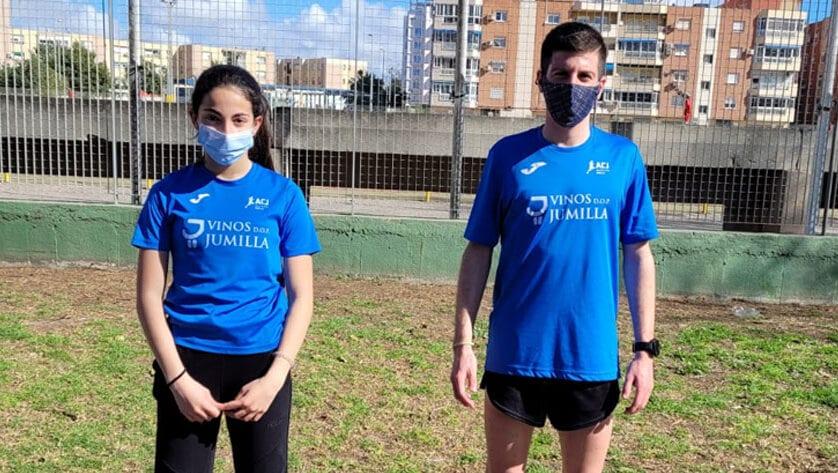 Mario Monreal sella su participación en el Campeonato de España Individual de Campo a Través