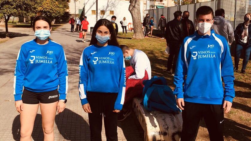 Victoria para Mario Monreal en los 1.500 m lisos del Control Nacional Absoluto