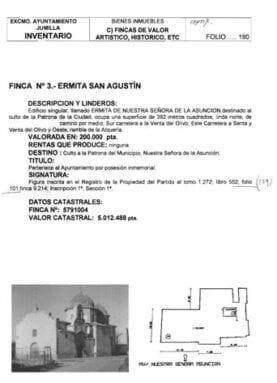 Documento aportado por IU Verdes Jumilla