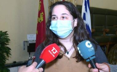 La concejala de Cultura, Pilar Martínez, niega la existencia de un vertedero de escombros en el Yacimiento de Coimbra