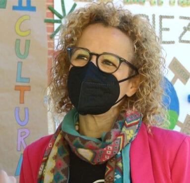 María Francisca Mateo, directora del Colegio Concertado Cruz de Piedra