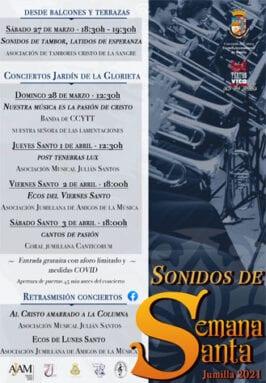 Programa de Sonidos de Semana Santa
