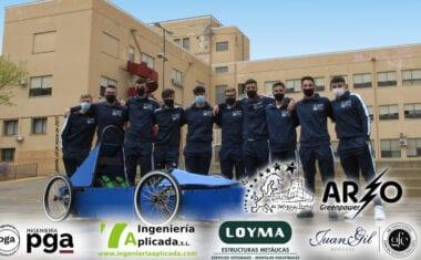 Alumnos de Bachillerato Industrial del IES Arzobispo Lozano participan en el proyecto de fabricación de un vehículo eléctrico