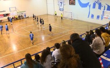 El Club Balonmano Jumilla regresa al Carlos García con victoria