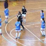 El equipo juvenil femenino de la Escuela de Fútbol Sala Bodegas Carchelo cayó en casa ante Molina