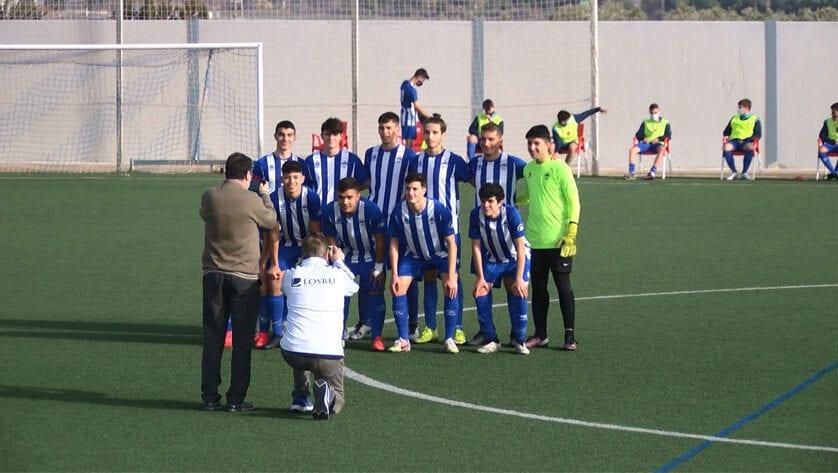 El juvenil de Liga Nacional de la Escuela de Fútbol no levanta cabeza
