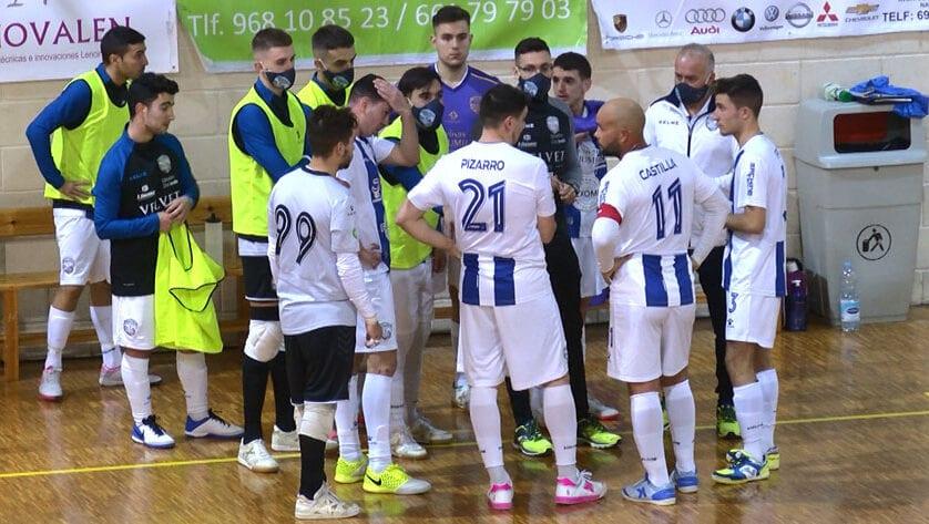 El Vinos DOP Jumilla FS vuelve a la zona de Play-Off tras su victoria en Mazarrón