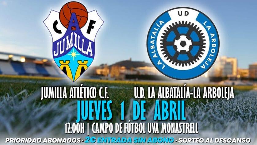 Fútbol en el Uva Monastrell para la mañana de Jueves Santo