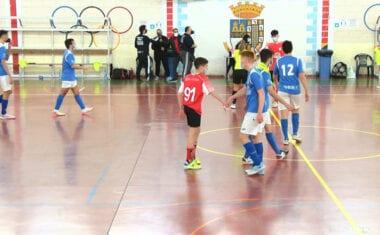 Primera victoria de la temporada para el juvenil de Autonómica de la Escuela de Fútbol Sala Bodegas Carchelo