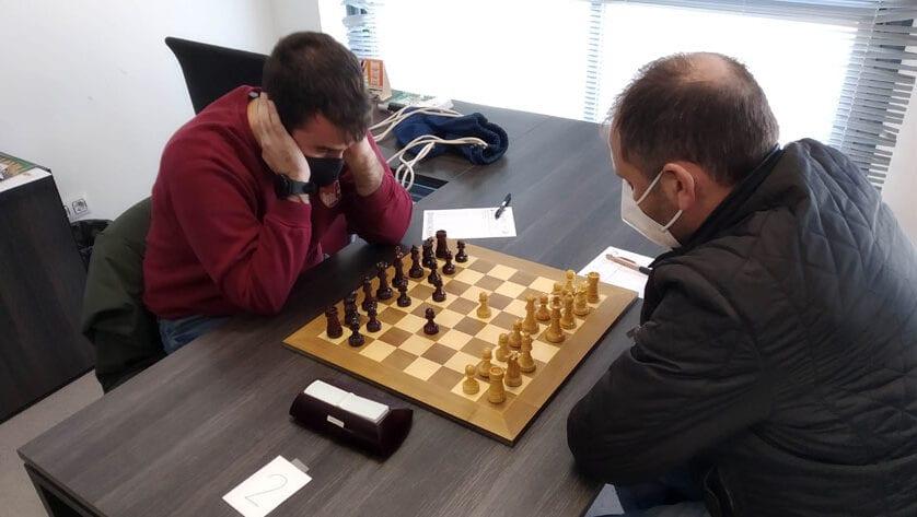 Se reanudan las competiciones regionales presenciales de ajedrez con la participación del Club Coimbra Jumilla