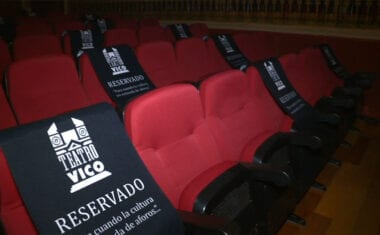 El Teatro Vico recupera la actividad