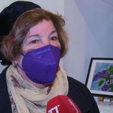 Carmen Marcos, Pintora