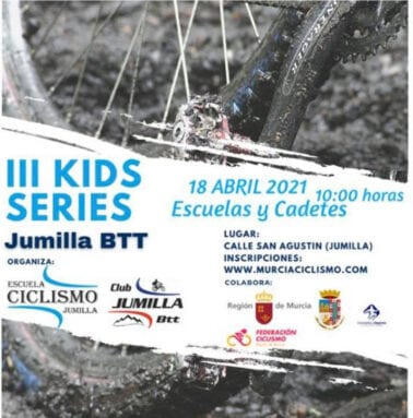 Circuito Regional Kid Series - segunda cita en Jumilla
