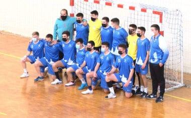 El juvenil 'A' de la Escuela Municipal de Balonmano queda subcampeón en la liga