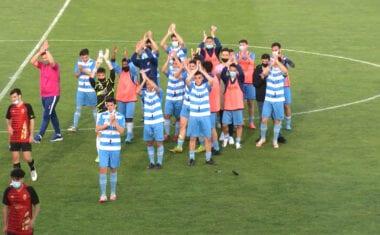 El Jumilla ACF vence en casa al Ciudad de Murcia con un gol en el tiempo de descuento