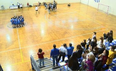 El juvenil 'A' de la Escuela de Balonmano disputará el Play-Off por el título
