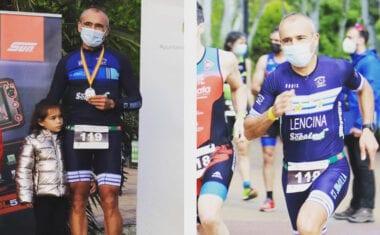 Grandes resultados para el Club Triatlón Jumilla en la prueba de Cehegín