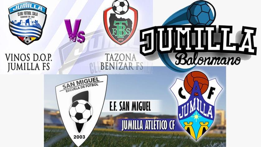 Jornada de finales para los equipos senior locales