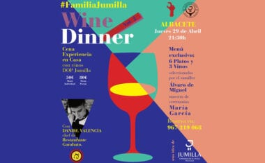 La DOP Jumilla organiza una nueva edición de 'Familia Jumilla Wine Diner'