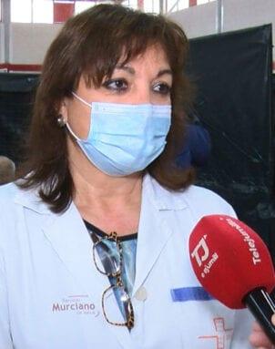 Maribel López, subdirectora de Enfermería del Área V de Salud