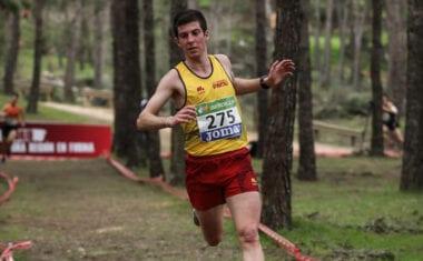 Mario Monreal disputará el Campeonato de España de 5.000 m lisos Sub-20