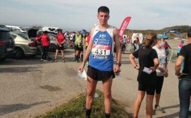 Mario Monreal y José Luis Monreal terminan en décima posición en el Campeonato de España de Trail Running