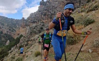Miembros del Como Chotas e Hinneni Trail Running estuvieron en la Ultra Sierra Nevada