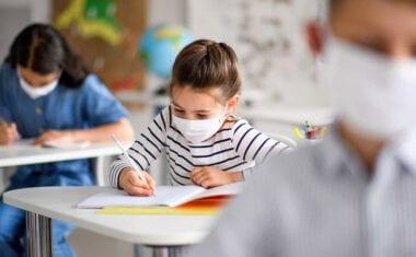 Los alumnos de Infantil y Primaria volverán a la presencialidad total en las próximas semanas