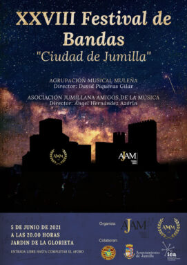 XXVIII Festival de Bandas de Música Ciudad de Jumilla