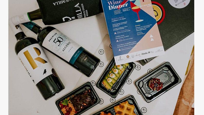 30 comensales participaron en la segunda experiencia 'Familia Jumilla Wine Dinners'