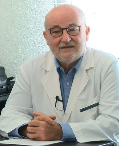 Joaquín Salamero, Doctor en Neurología