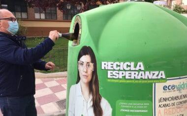 Comienza la campaña 'Recicla Esperanza' para luchar contra el cambio climático y la covid19