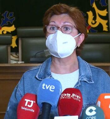 La alcaldesa de Jumilla pide calma ante los acontecimientos de las últimas horas