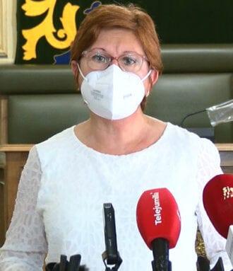 Juana Guardiola sigue pidiendo responsabilidad a pesar de los alentadores datos locales