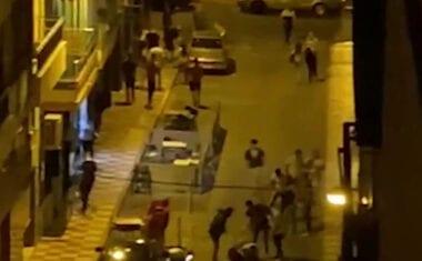 Pelea multitudinaria en Jumilla en la que se ve implicada Marta Martínez, novia del fallecido Kevin Morales