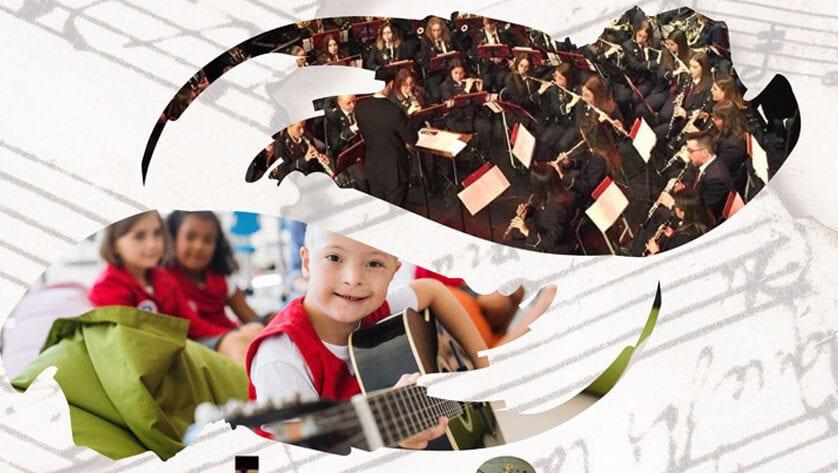 La Asociación Musical Julián Santos impartirá un taller musical a niños con necesidades específicas