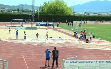 Atletismo de altura en Jumilla con el Control Nacional sub-16 y absoluto