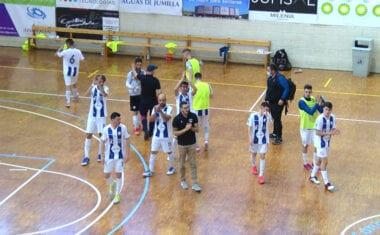 Contundente victoria por 10-4 para el Vinos DOP Jumilla FS ante Lorquiplast