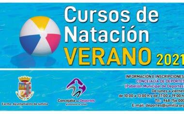 Abierto el plazo de preinscripción para los cursos de natación de las Piscinas de Verano