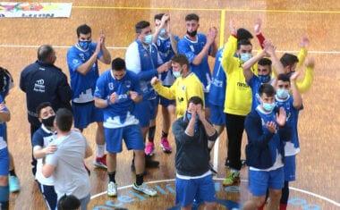 El equipo senior masculino del Club Balonmano Jumilla se mete en la semifinal del Play-Off