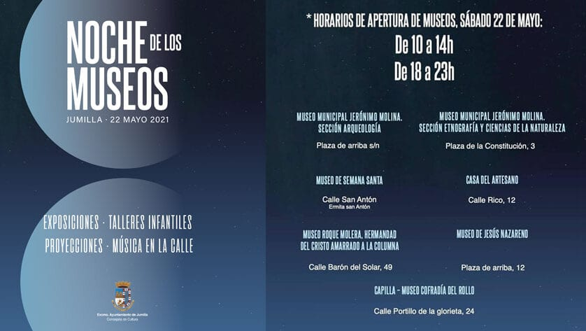 Mañana llega el grueso de las actividades organizadas por la Noche de los Museos